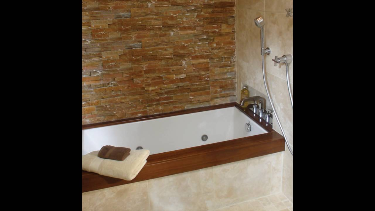 soaker tubs for small bathrooms - YouTube