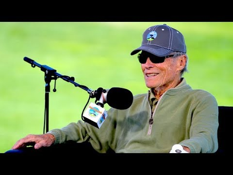 ActorDirector Clint Eastwood on The Dan Patrick   Full   2918
