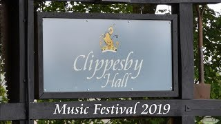 Clippesby Hall Music Festival 2019