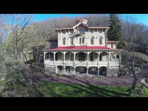 Asa Packer Mansion, Jim Thorpe, PA