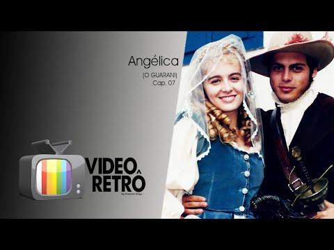Angélica em O guarani 07 23