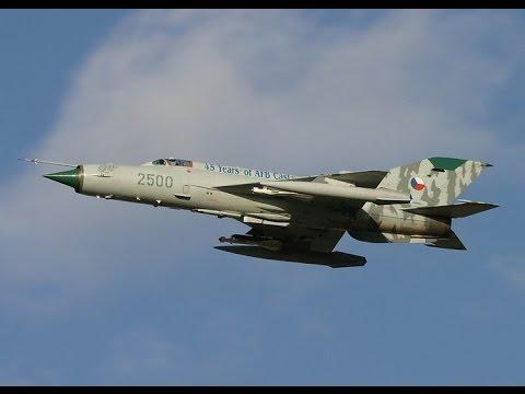 印米格-21退役之路 一波三折