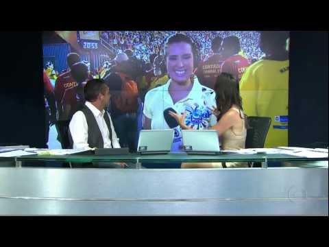 Abertura: Carnaval Rio - Globo HD (06/03/2011)