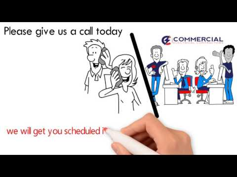 Commercial Electrical Contractors in San Diego CA Electricians Services