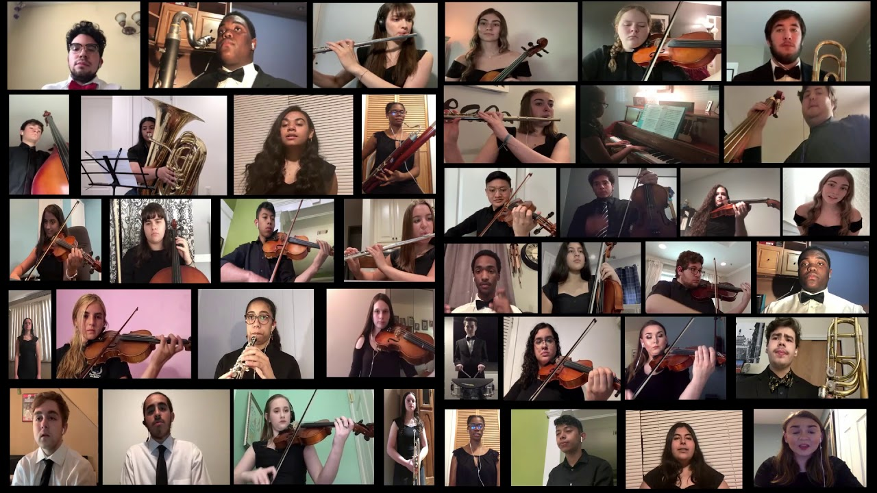 'The Lord Bless You and Keep You' performed by William Floyd Student-Musicians