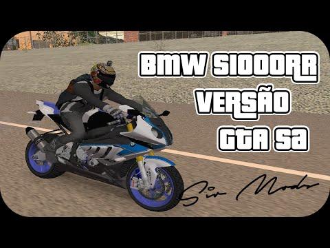 Gta SA 2015 | Download BMW S1000RR HP4 + Som - Sir  MODS