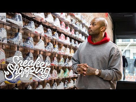 9822059527519 P.J. Tucker Goes Sneaker Shopping With Complex - YouTube