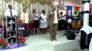 Stitchie - Live at Siparia Open Bible Church