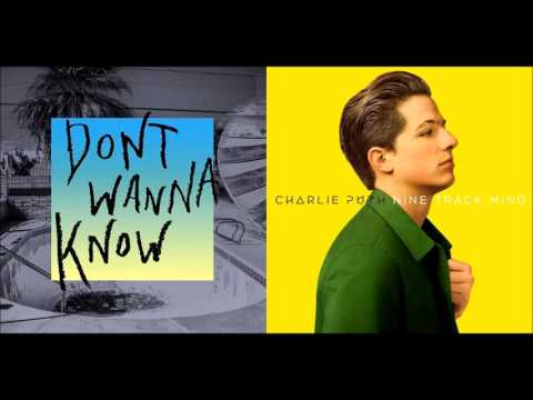Maroon 5 vs. Charlie Puth - Don't Wanna...