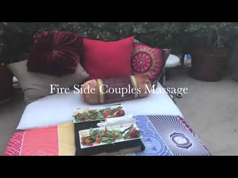 Creative Chakra Spa Couples Massage Bucket List