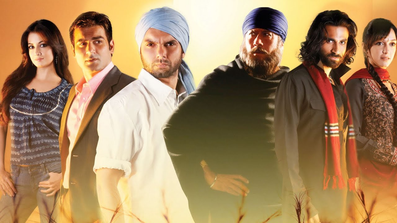 Kisaan (Movie) With English Subtitles - Sohail Khan Movies