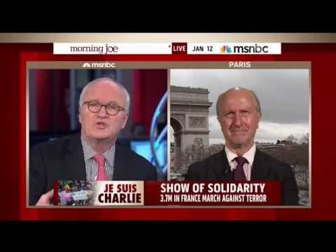 Mike Barnicle and Christopher Dickey discuss Muslim anger (12 January 2015)
