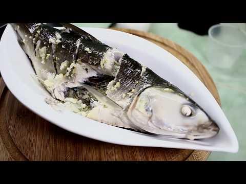 Steamed Milkfish (Bangus)