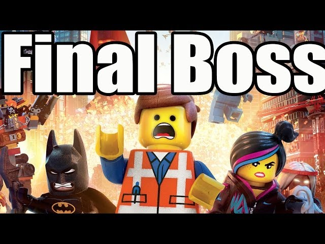 The Lego Movie Videogame Final Boss / Lord Business (Will Ferrell) Travel Video