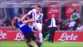 Inter Juve 2018 Pjanić su Rafinha