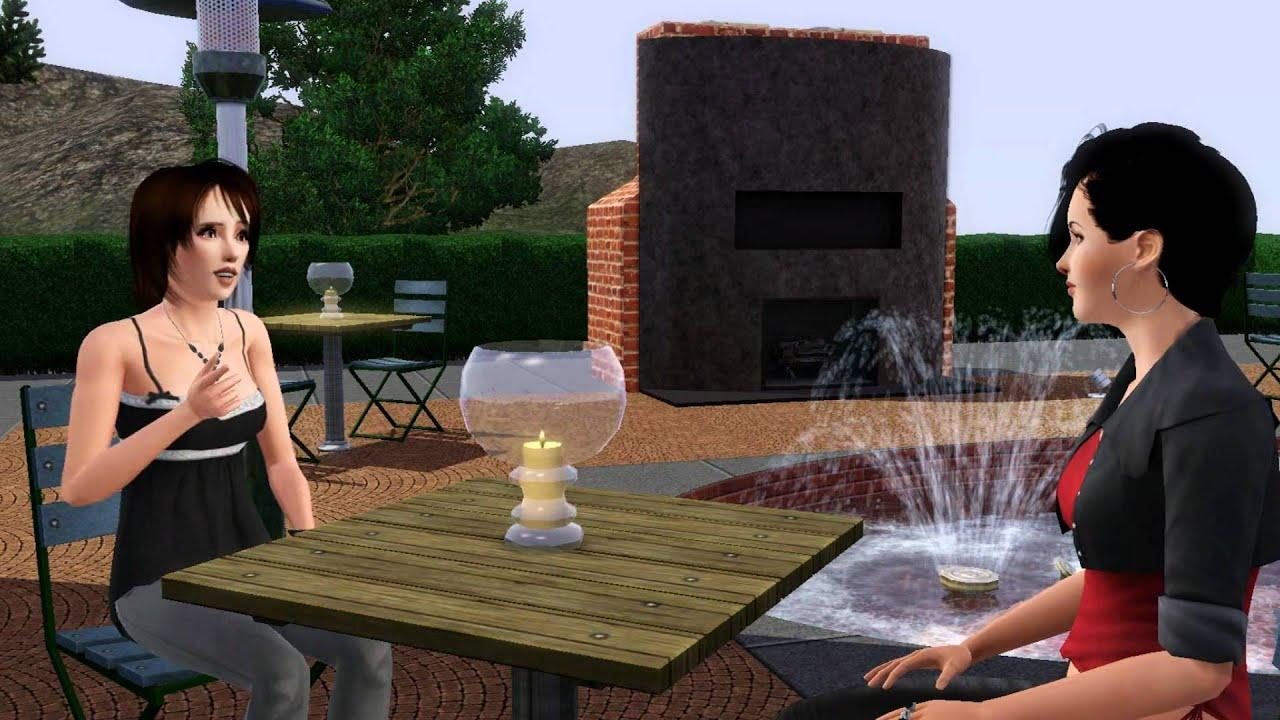Les Sims 2 datant datant d'un homme noir
