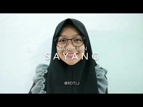 Via Vallen - Sayang (cover) by RDTLJ
