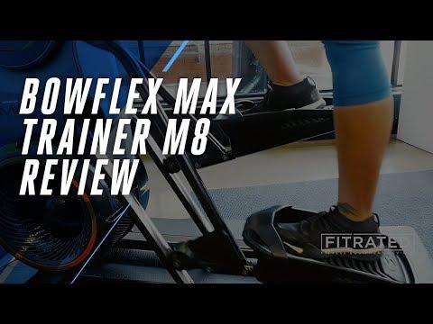 Bowflex M8 Max Trainer Review