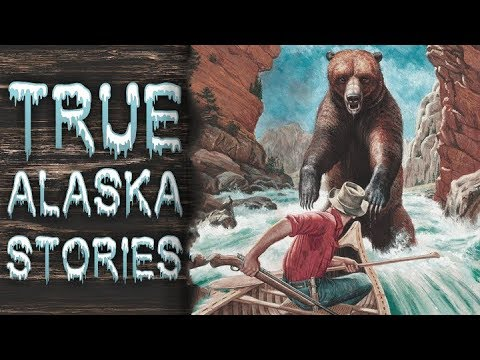 5 True Scary ALASKAN Horror Stories