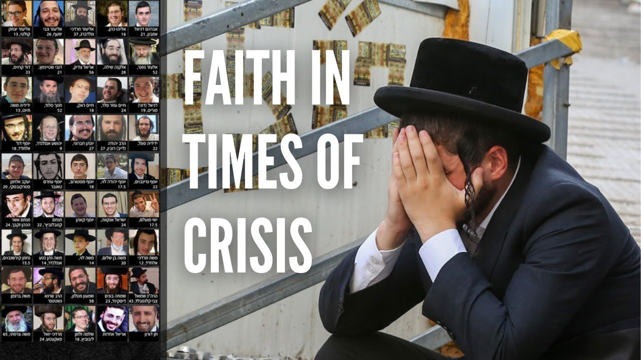 Rabbi YY Jacobson: Tragedy in Meron | Faith in Times of Crisis