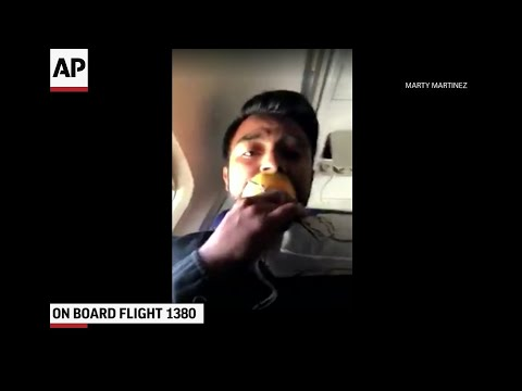 First Images From Passenger On Southwest Plane