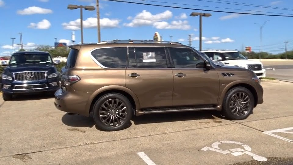 2015 infiniti qx80 san antonio austin houston dallas new braunfels tx i16066a youtube. Black Bedroom Furniture Sets. Home Design Ideas