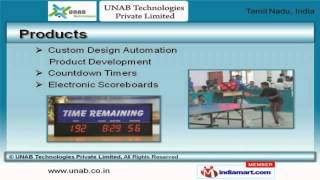 Electronic Equipment & Product Development Services By UNAB Technologies Private Limited, Coimbatore