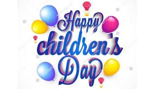 Happy Children's Day😍🎉🎉🎉