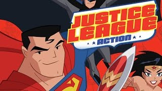Review Over Justice League Action