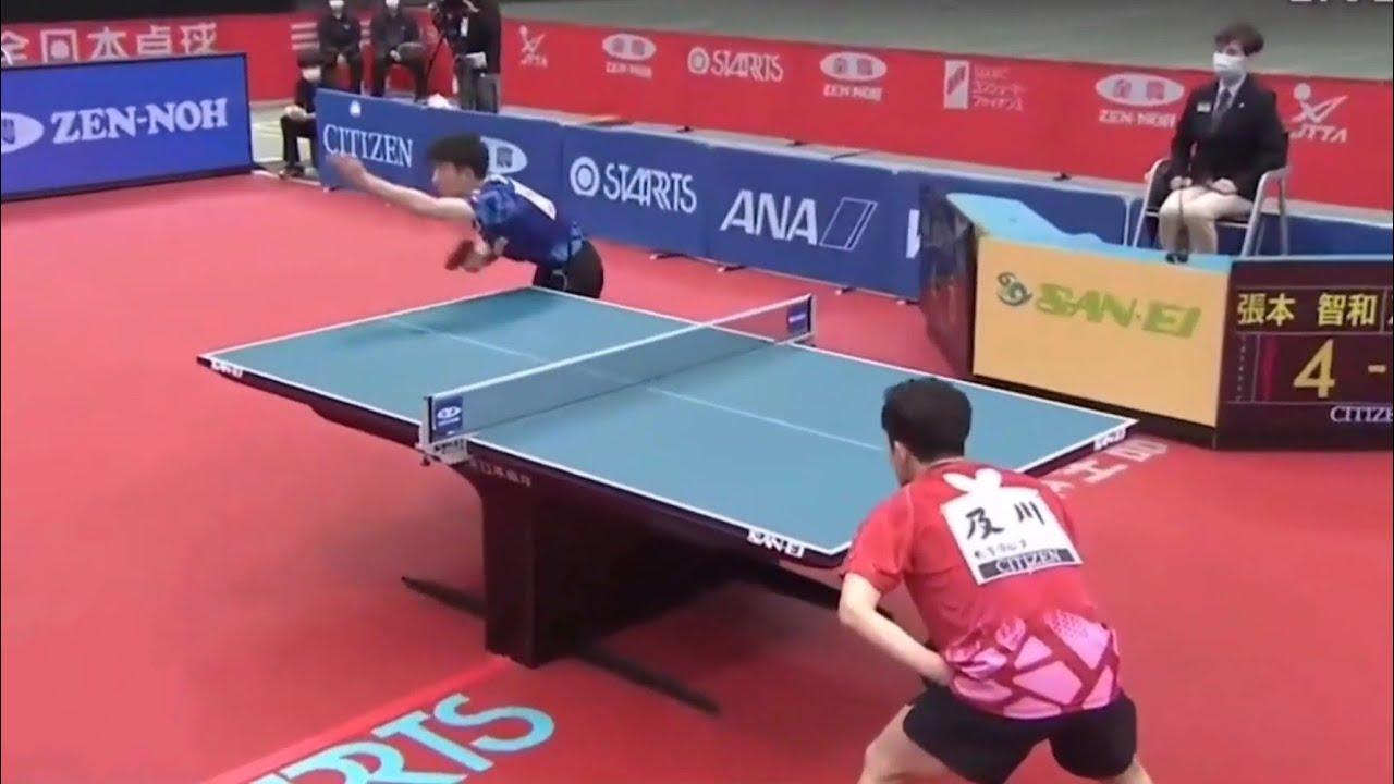 Download SF| Harimoto Tomokazu vs Mizuki Oikawa | All Japan Table Tennis Championships 2021 Highlights