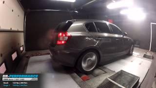 Reprogrammation Moteur BMW Serie 1 E87 118D 122hp @ 158hp par BR-Performance