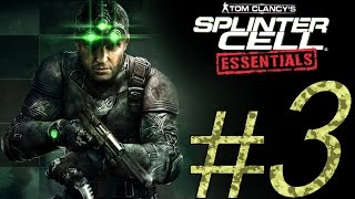 SPLINTER CELL ESSENTIALS PPSSPP PART 3.