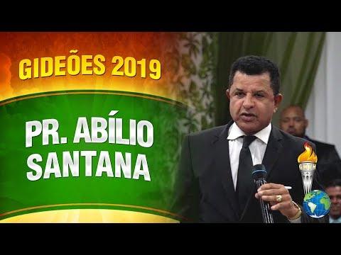 Gideões 2019 - Pr. Abílio Santana