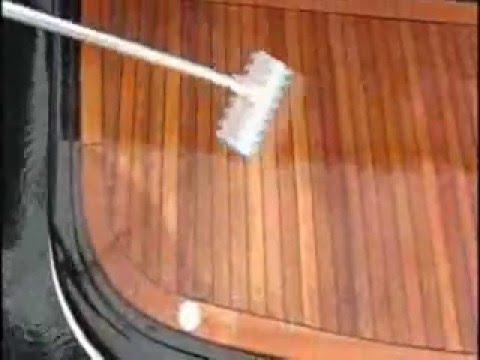 Cleaning Marine Teak Decking Cleanashine Com How To