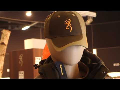 Browning XPO Clothing - Overview - IWA 2019