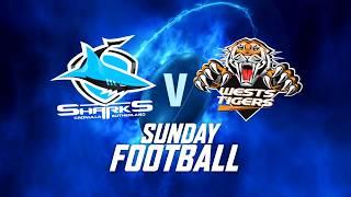 NRL Highlights: Cronulla Sharks v Wests Tigers – Round 14