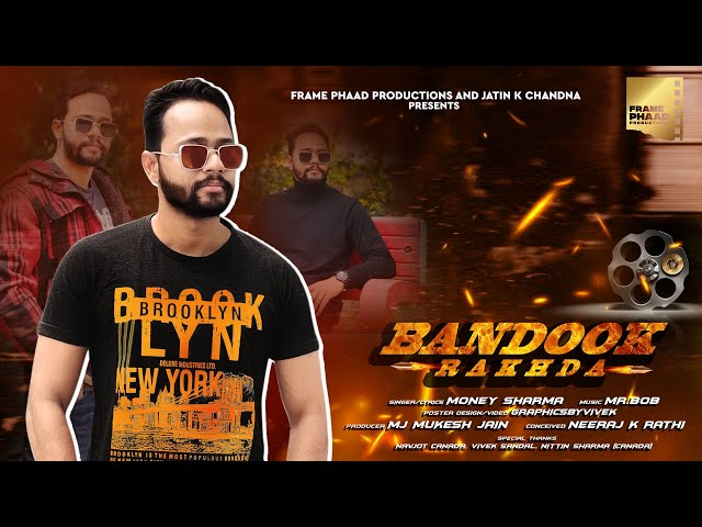 New Punjabi Song 2021 | Bandook Rakhda  - Money Sharma | MR. Bob | Latest Punjabi Song 2021