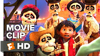 Coco Movie Clip - Anything to Declare? (2017) | Movieclips Coming Soon - Продолжительность: 60 секунд