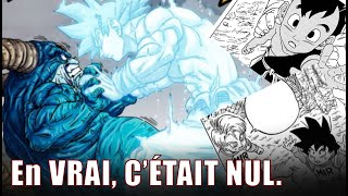 C'ÉTAIT NUL - DRAGON BALL SUPER #66