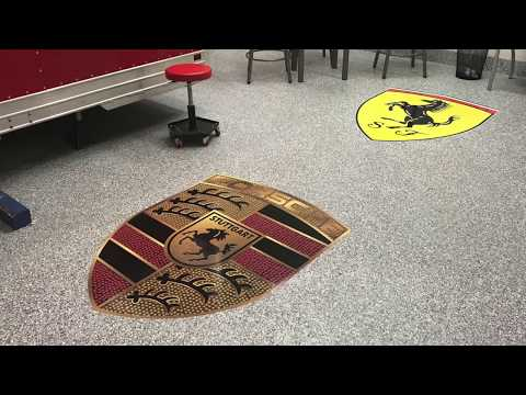 Epoxy Flake Flooring | Garage Frontiers