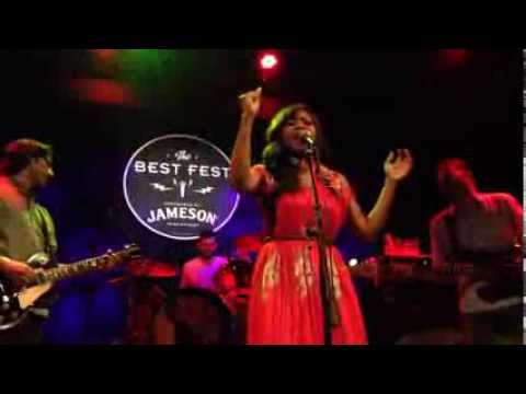 ruby amanfu covers not dark yet - dylan fest 2013 [live]