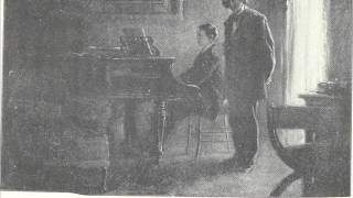 Josef Hofmann plays Rubinstein Melody in F (1923 rec.)