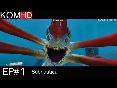 [Subnautica] Ep#1 เกมส์ต่อสู้ใต้สมุทรหลังจากยานอวกาศตก...โหดจุง
