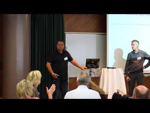 Magnus Olander & Peter Lindberg - Slutkonferens Uthållig Idrott