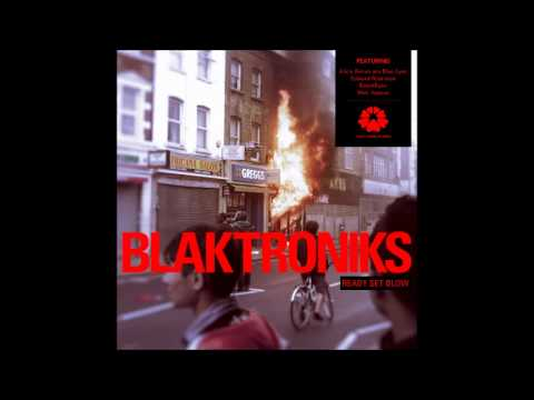 Blaktroniks - Occupy Feat. Edward Robinson
