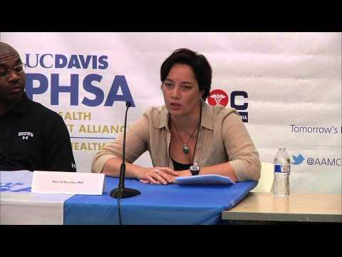 Graduate School Admission Panel (2014)