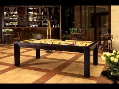 Exceptional Elegant Pool Table