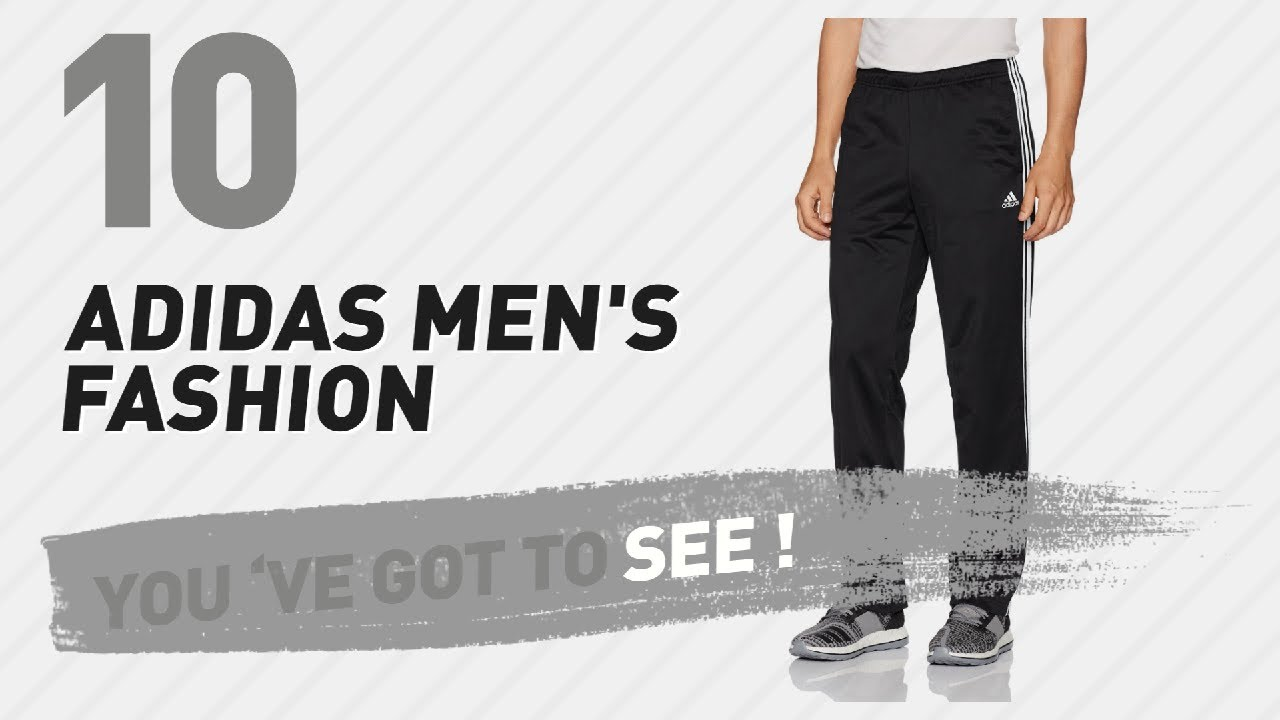 7842cd892 Adidas 3 Stripe Pants For Men // New And Popular 2017 - YouTube