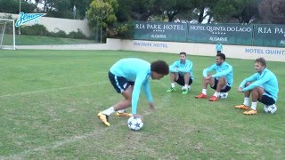 Axel Witsel Dizzy Penalty Challenge Video