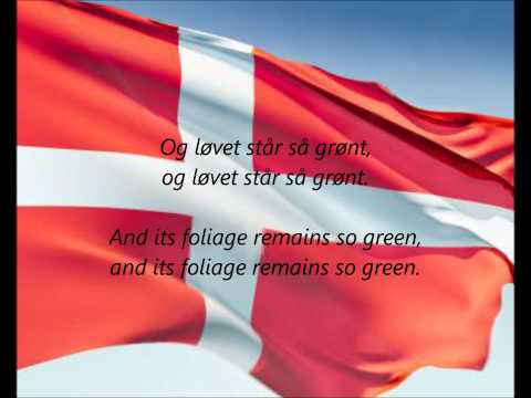 "Danish National Anthem - ""Der Er Et Yndigt Land"" (DA/EN)"